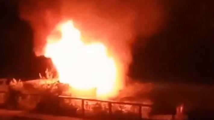 «Закрыл машину и ушел в магазин»: в Волгограде дотла сгорела Daewoo Nexia