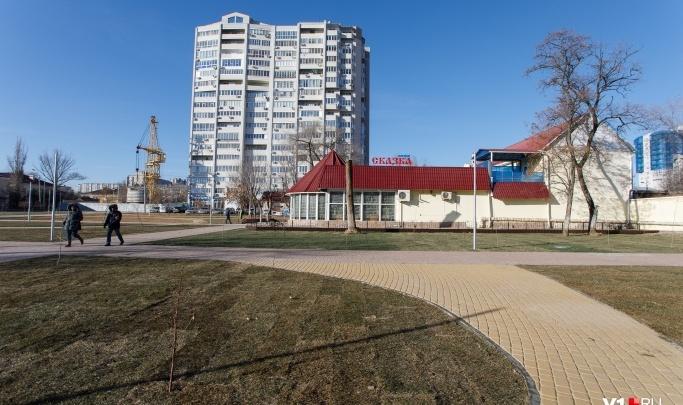 В Волгограде продается знаменитое кафе «Сказка»
