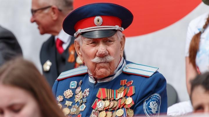 В Волгограде скончался ветеран Великой Отечественной войны Степан Свиридов