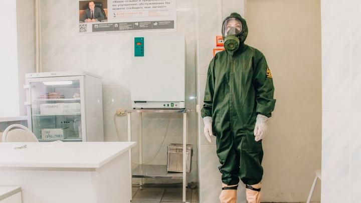 В Самарской области построят еще один COVID-госпиталь