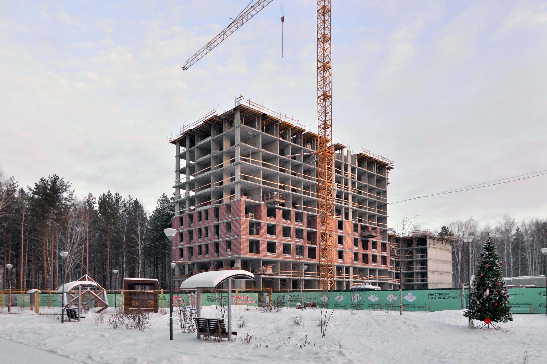 «Арт. Город Парк» в Краснолесье строится по стандартам дом.рф и создаёт идеальный баланс между природной и городской средой