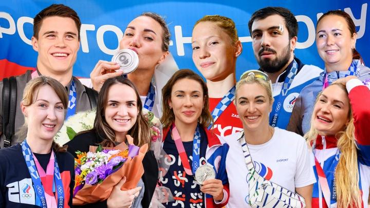 Нагорному — 9 млн рублей. А сколько получат другие ростовчане за медали Олимпиады?