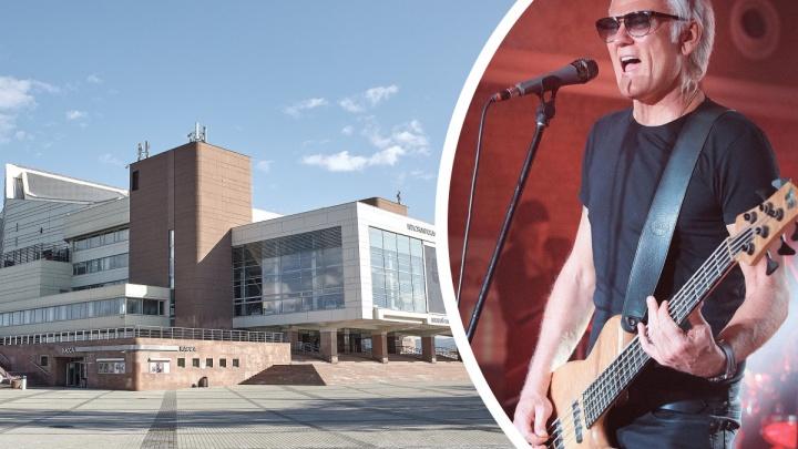 Александр Маршал не сможет выступить в Красноярске на концерте ко Дню Победы из-за коронавируса