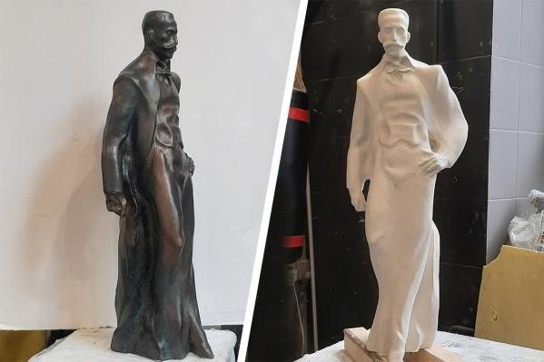 Первое место получил эскиз московского скульптора Николая Жукова