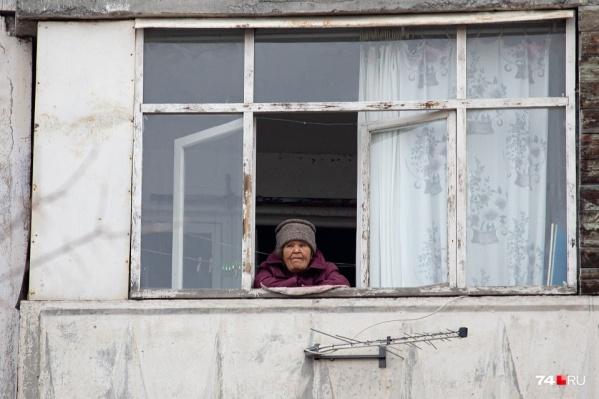 Людей старше 65 лет в очередной раз попросили по возможности оставаться дома
