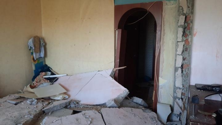 В Челябинской области в квартире прогремел взрыв. Есть пострадавший