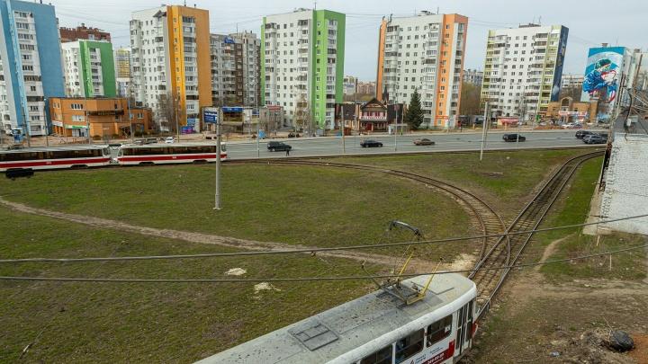 Чиновники сообщили, какой будет пропускная способность будущей развязки на Ново-Садовой