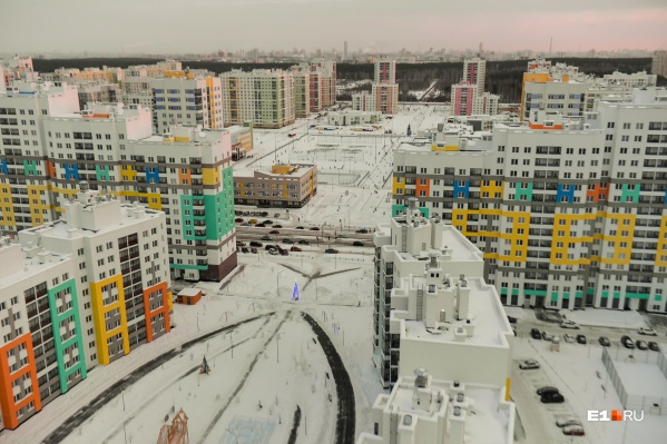 Восьмой административный район Екатеринбурга обрел юридический статус и границы