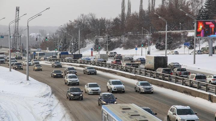 Глава Башкирии поручил сократить сроки строительства развязки в Уфе
