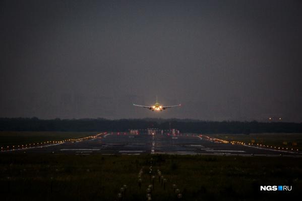 Аэропорт Сочи временно не принимает рейсы