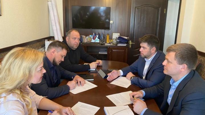 В Архангельске могут создать строительный кластер