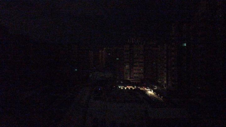 «Мир погрузился во мрак»: Березовский остался без электричества