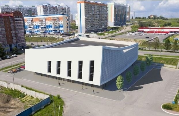 Строительство бассейна в Солнечном начнется в этом году