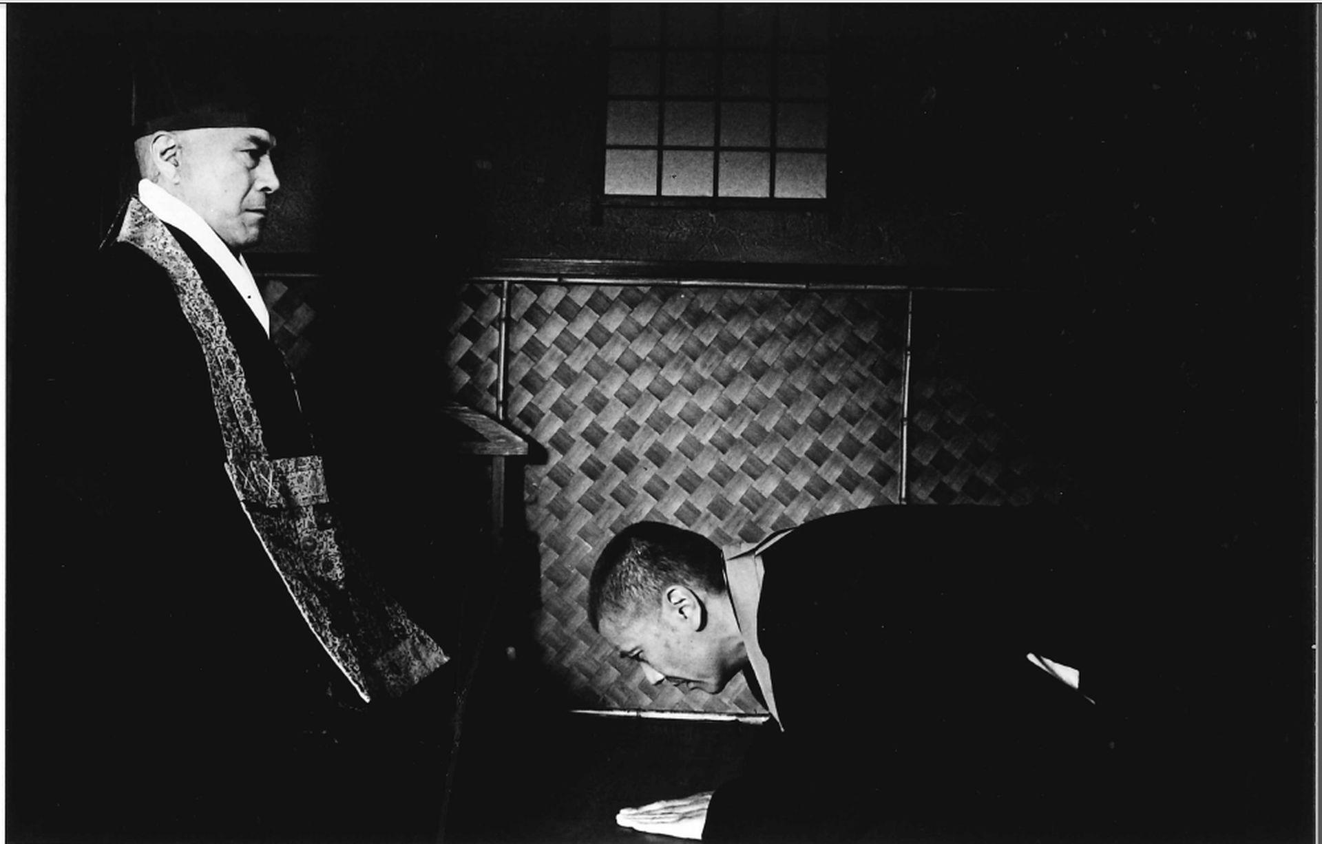 кадр из фильма «Смерть мастера чайной церемонии»