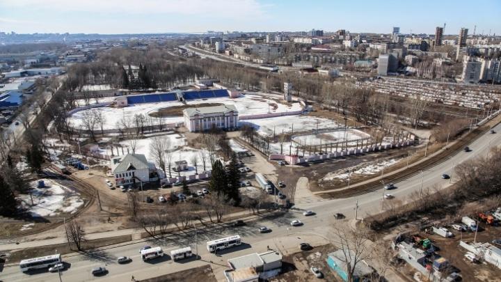 Власти рассказали о строительстве городской инфраструктуры в Уфе. Объясняем, какие объекты появятся