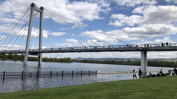 Под угрозой водозаборы: мэр Ерёмин рассказал, чем Красноярску грозят подтопления и чего ждать дальше