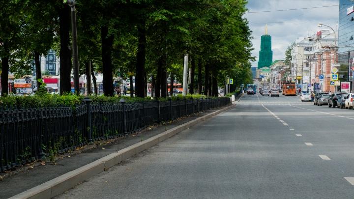 1 мая в Перми автобусы поедут в объезд Комсомольского проспекта. Карта