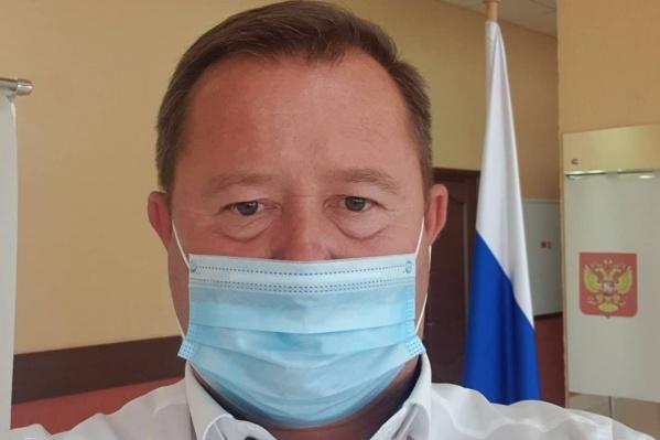 Михаил Малин руководит здравоохранением региона с 2018 года