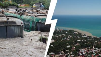 Море под запретом, хлорка из крана, прививки от дизентерии: как в Ялте устраняют последствия потопа