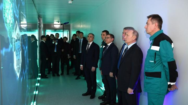 «СИБУР», владеющий крупным заводом в Тюменской области, отчитался о прибыли почти в 120 млрд рублей