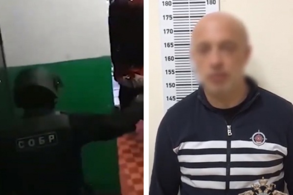 Мужчина скрывался в Санкт-Петербурге