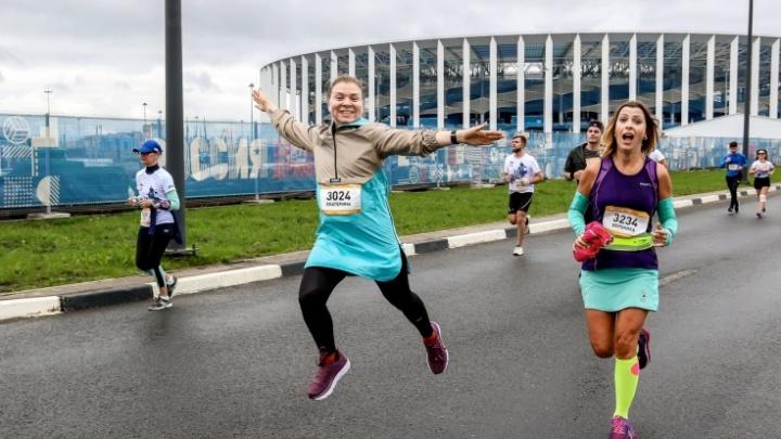 В Нижнем Новгороде открыли регистрацию на «Беги, герой» 2021 года
