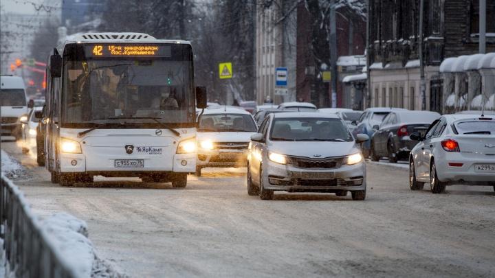Оставят длинные маршруты: в Ярославле заново перекраивают транспортную схему