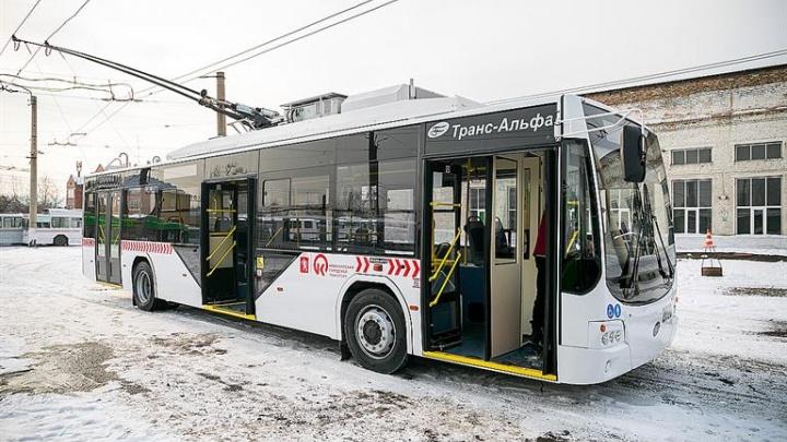 Красноярск закупает 24 новых троллейбуса. Один маршрут пустят через Коммунальный мост