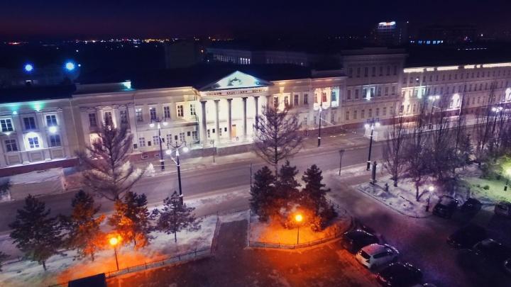 Новое здание омского кадетского корпуса планируют достроить к 1 сентября