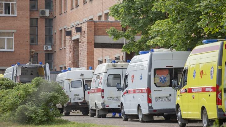 В Ярославской области ужесточают карантинные меры: что происходит с заболеваемостью COVID-19