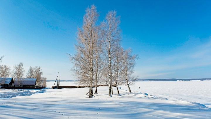 Снегопады и похолодание до -28 градусов. В ГИС-центре рассказали о погоде в Прикамье на март