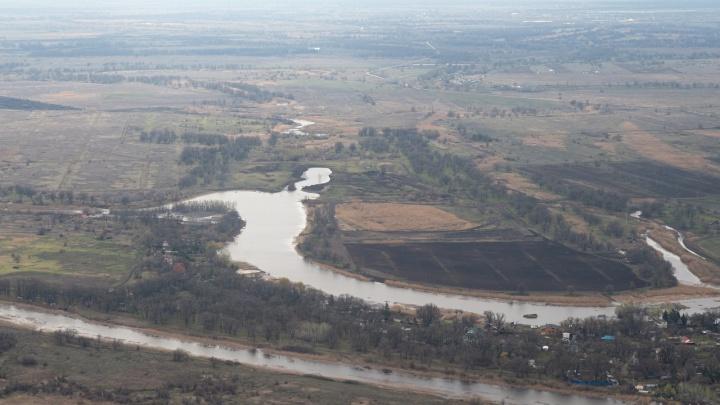 Две реки в Волгоградской области угрожают выйти из берегов