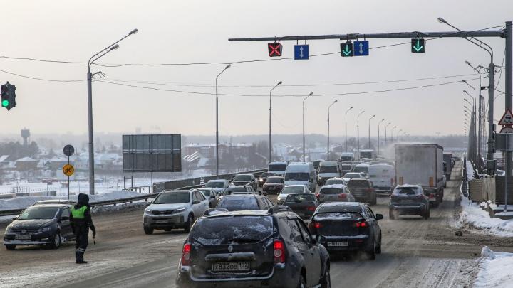 В Уфе отремонтируют участок дороги до аэропорта