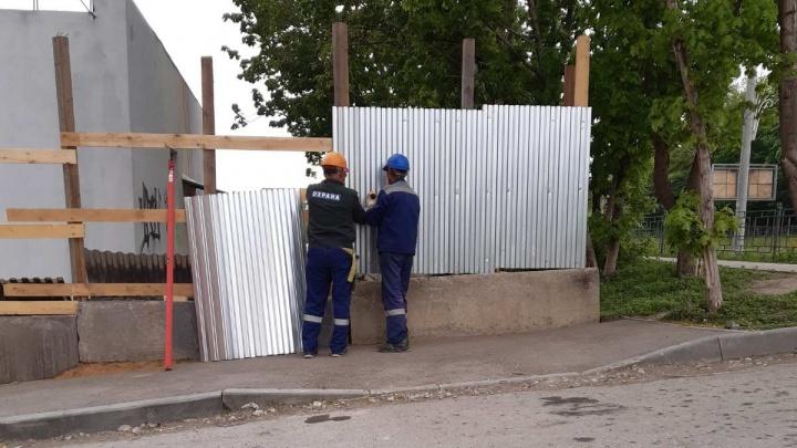Владельцы участка на Солнечной решили добиться разрешения на строительство высоток через суд