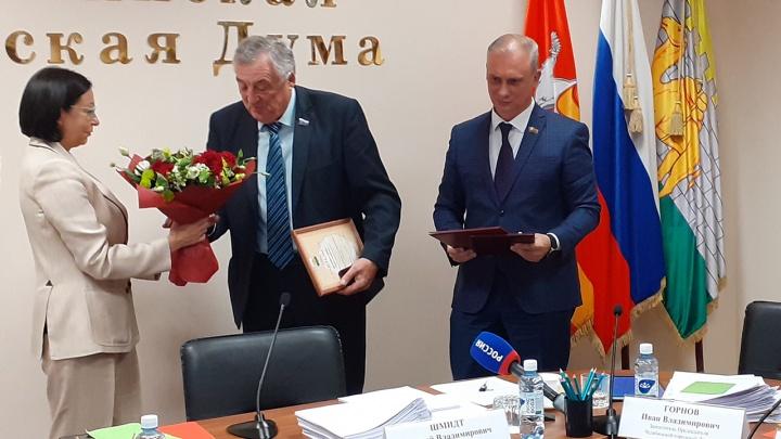 Город сказал «спасибо»: звание «Почетного гражданина Челябинска» присвоили Рафаилу Шафигулину