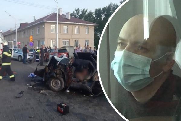 В результате массовой аварии скончались три человека, еще один остался инвалидом