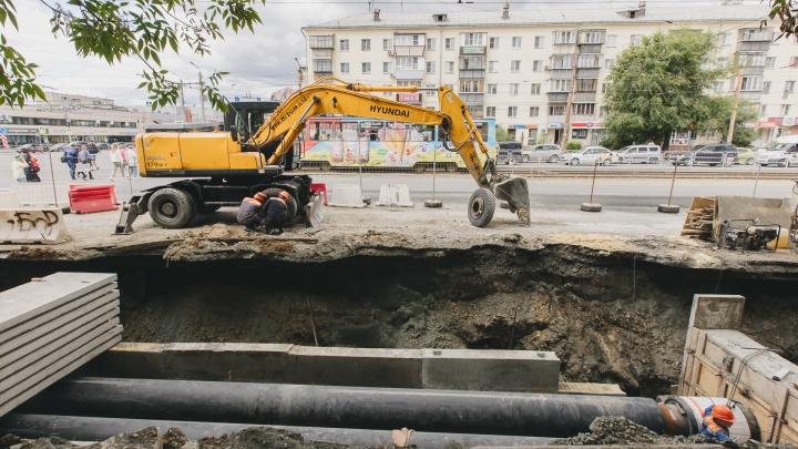 В Челябинске завершились летние опрессовки, но без горячей воды остаются десятки домов