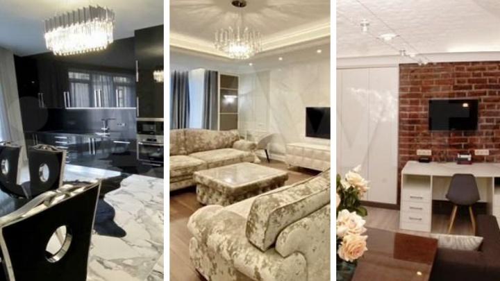 Камин, газон и мрамор: разглядываем самые дорогие квартиры, которые сдают в аренду в Ярославле