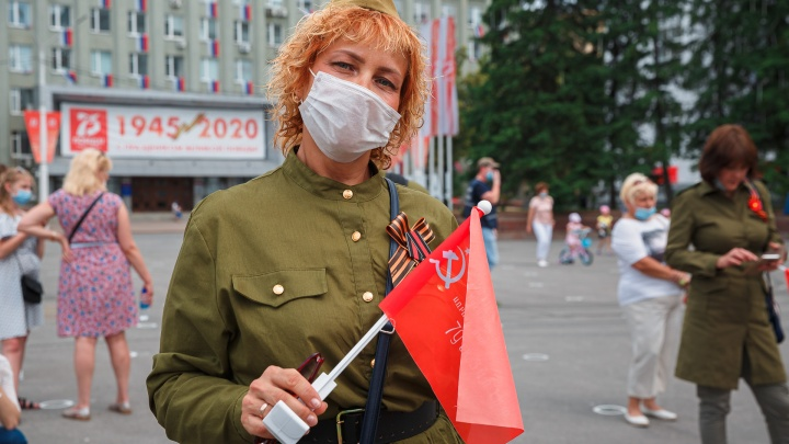 Власти Кузбасса установили ограничения на День Победы