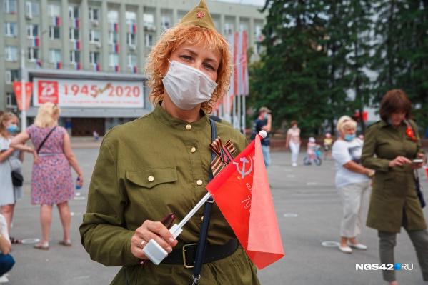 Все кузбассовцы должны будут соблюдать масочный режим