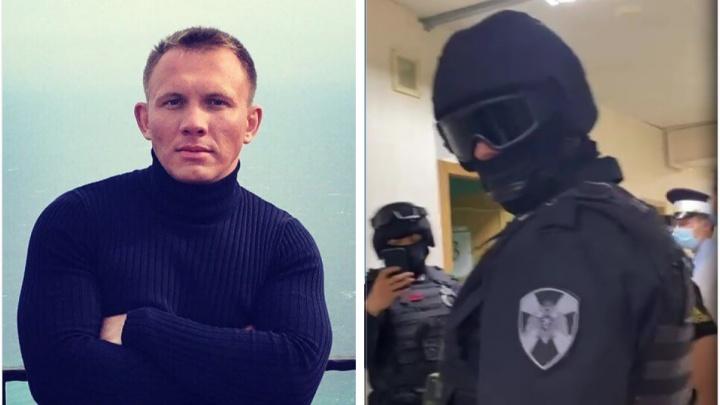 В Нижнем Тагиле суд отпустил на свободу избитого ОМОНом и арестованного экс-опера-героя