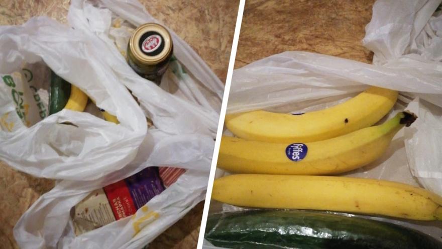 «Пельмени были шикарные»: жителю Солнечного подарили доставленные по ошибке три пакета продуктов