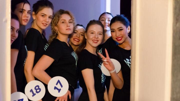 Разговоры за кулисами: какие девушки приехали в Архангельск за титулом красивейшей студентки России