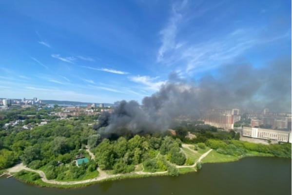 Пожары в Заречном случаются с пугающей частотой