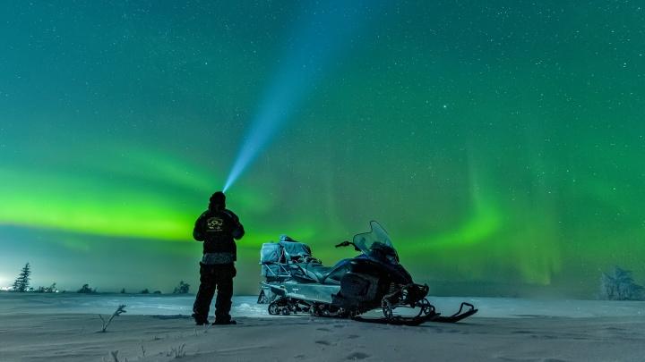 Как красиво снять северное сияние в Архангельской области: советы фотографов