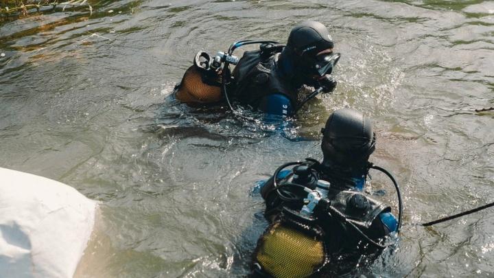 В реке под Ишимом нашли тело мужчины