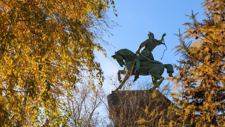 Башкирская «Родина-мать»: как в Уфе будут реставрировать памятник национальному герою Салавату Юлаеву