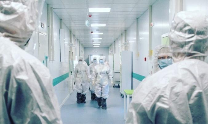 Уфимский врач ковид-госпиталя высказался по поводу третьей волны коронавируса: «В Зубово лежат в коридорах»
