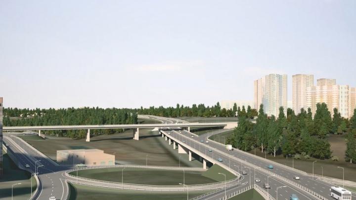 Минтранс ищет подрядчика для продления Уинской и строительства моста через Иву. Это начало трассы ТР-53