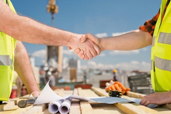 Подрядчики для проведения работ нужны на строящихся объектах в Архангельске и Северодвинске